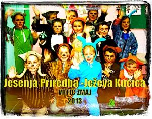 Predstava Ježeva kućica Vrtić Zmaj Novi Sad